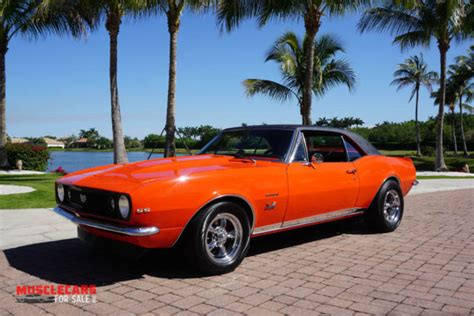 Camaro 1967 Chevy 454 Big Block Fully Restored For Sale