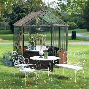 Serre Adossée Occasion : serre jardin pas chere ~ Nature-et-papiers.com Idées de Décoration