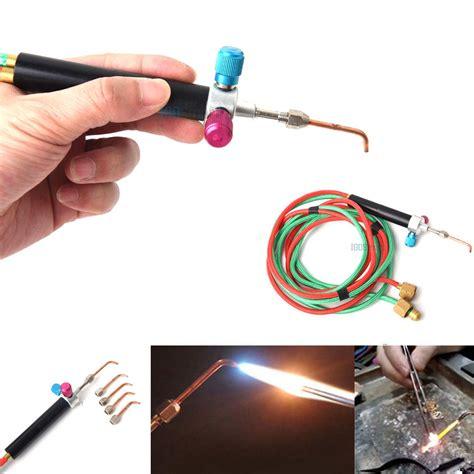Mini Jewelers Jewelry Gas Torch Welding Soldering Diy Tool