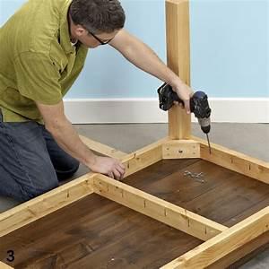 Come costruire un tavolo in legno - Legno - Costruire