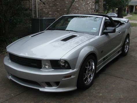 Sell Used 2006 Saleen Mustang S281sc Satin Silver