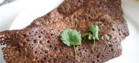 ragi nachni dosa recipe  nutritious finger millet