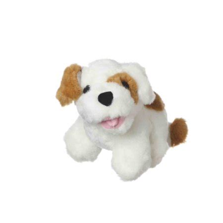 whos talking plush talking animals dog