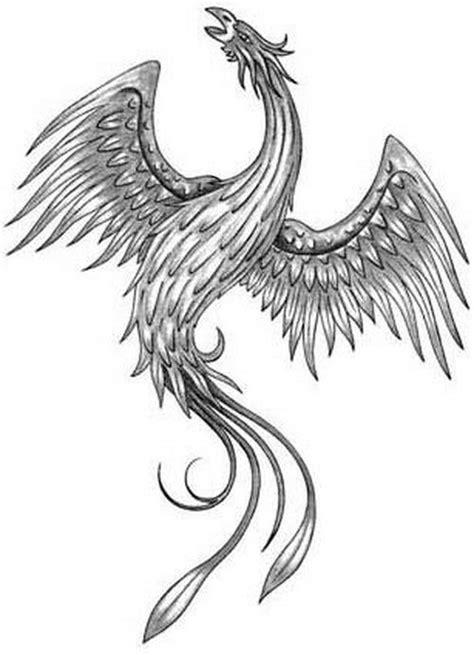 Phoenix Tattoos for Women: Japanese Phoenix Tattoo Designs ~ Tattoo Ideas Inspiration | Japanese