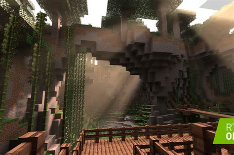 minecraft rtx ray tracing windows replace geforce nvidia update end teams install microsoft