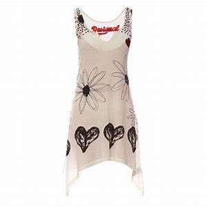 robe pas cher desigual all pictures top With robe blanche pas chere