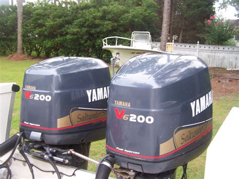 Yamaha Boat Engine 200 Hp Price by 99 Yamaha Ox66 Fi 200hp Parting Out The Hull