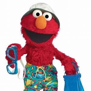 Elmo va a la playa // Elmo says: What a great day to go