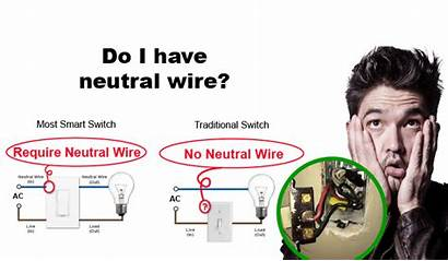 Switch Wire Smart Dimmer Way Yoswit Neutral