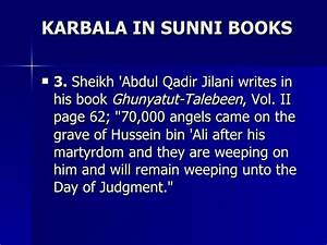 IMAM HUSSAIN AS... Al Jilani Quotes