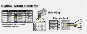 Modular Phone Jack Wiring Diagram  U2013 Moesappaloosas Com