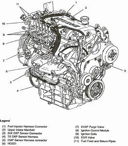 Need Help As I Replaced Motor With 3 4l Out Of A 2001 Grand Am