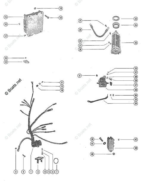 Mercury 1500 Wiring Diagram by Mercury Mercury Mariner Outboard Parts By Hp Liter