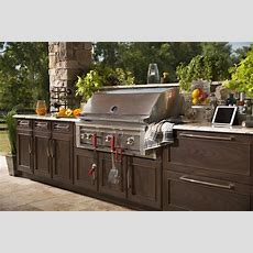 Outdoor Kitchens And More  Trex Outdoor Kitchens