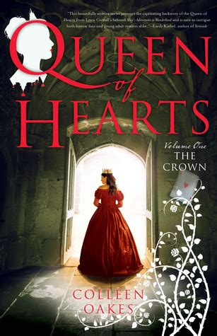 queen  hearts queen  hearts   colleen oakes