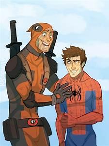 Wade & Peter | spideypool is beautiful okay | s h i p s ...