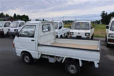 1991 Daihatsu Hijet Truck 2wd!! Mini Trucks Are Easy To Go
