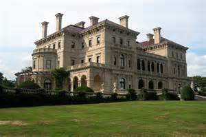 Breakers Mansion Newport