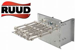 7 2 Kw Heat Strip For Ruud Air Handlers  Fits Uhla  Uhsa