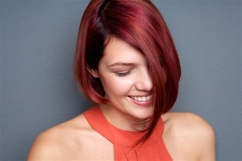 coupe de cheveux carré plongeant carr 233 plongeant types de cheveux formes de visage ooreka