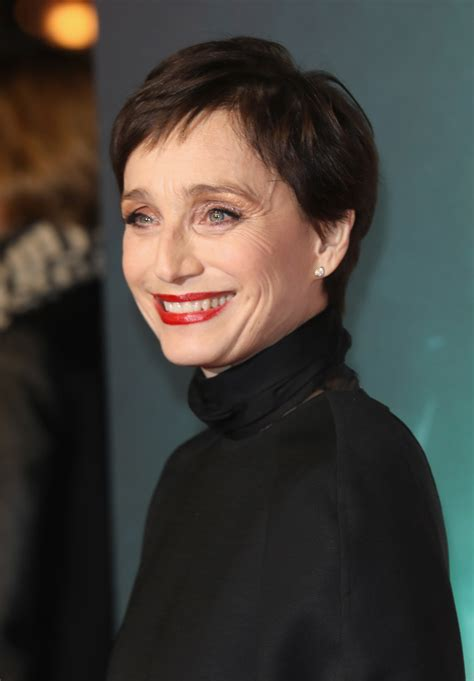 kristin scott thomas pixie short hairstyles lookbook