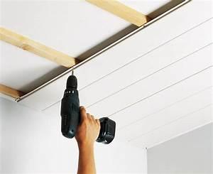 Chapitre 3 : la pose sur mur, pose au plafond Grosfillex
