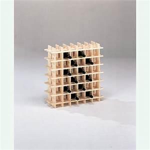 Casier Bouteille Vin : casier vin en bois 36 bouteilles ~ Preciouscoupons.com Idées de Décoration