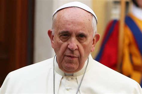 interview pope skewers journalists  focus