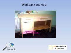Werkbank Aus Holz : bauanleitung werkbank aus holz bauanleitungen baupl ne von kreativen k pfen f r kreative k pfe ~ Watch28wear.com Haus und Dekorationen
