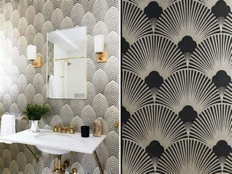 papier peint plan de cagne id 233 e d 233 coration salle de bain salle de bain avec papier peint de style d 233 co