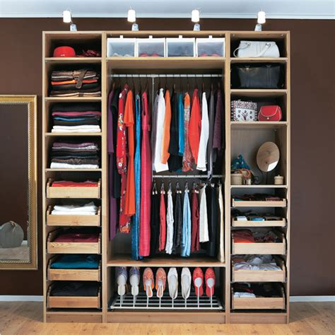 Wardrobe Storage Solutions by Wardrobe Solutions For Small Spaces Home Garden