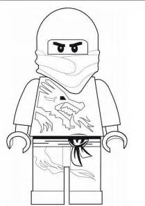 LEGO Superheroes Coloring Pages