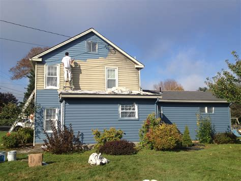 » How Often Does The Exterior Of A House Need Painting In
