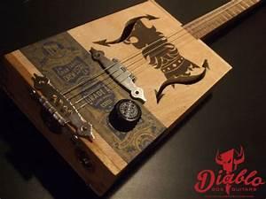Diablo Cigar Box Guitar UNDERCROWN by WilPetty on DeviantArt