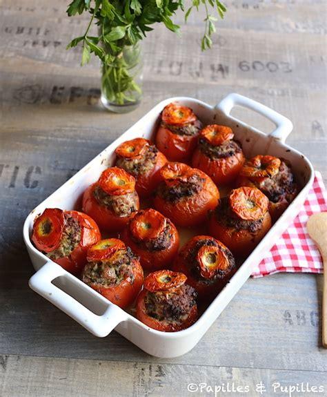 cuisine bon marché recette de tomates farcies