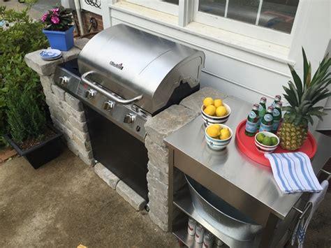 diy outdoor kitchen designs how to create a diy outdoor kitchen emily a clark 6871