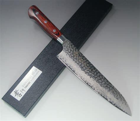 japanese kitchen knives brands stylish brand in the knife capital sakai takayuki hocho