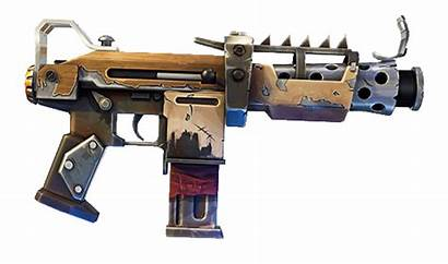 Fortnite Tactical Weapon Gun Smg Submachine Rarity
