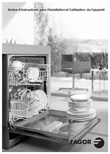 Déboucher Un Lave Vaisselle : mode d 39 emploi lave vaisselle fagor lff 031xa trouver une ~ Dode.kayakingforconservation.com Idées de Décoration