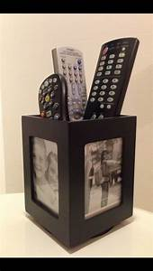 My Remote Holder   A Rotating