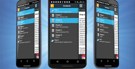 Android Ebook Template With Admob By Ittus Codecanyon