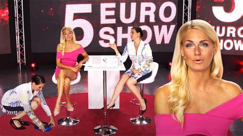 die beliebte  euro show vom  bei pearltv mit