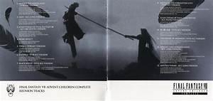 Final Fantasy VII Advent Children Complete Reunion Tracks
