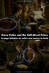 Harry Potter and the Half-Blood Prince movie mistakes ...