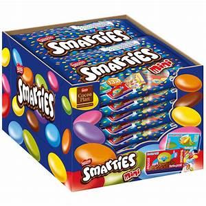 Sweets Online De : smarties mini 13er online kaufen im world of sweets shop ~ Markanthonyermac.com Haus und Dekorationen