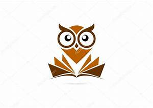 Brown Owl Vector Logo Design  U2014 Stock Vector  U00a9 Breee  61304067