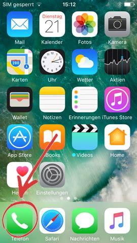 sim karte entsperren iphone und android ohne neustart