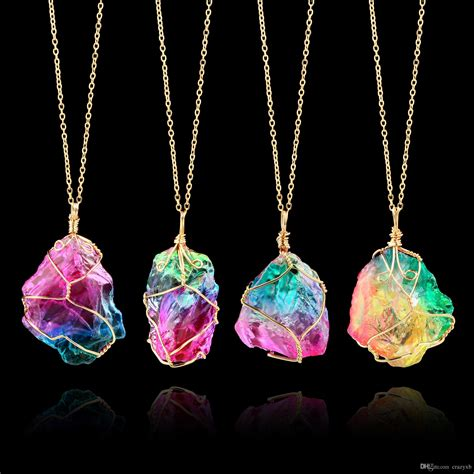 wholesale  natural crystal quartz healing point chakra