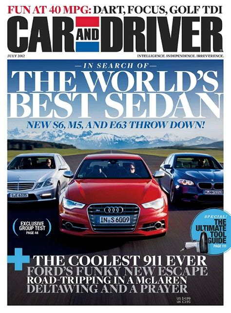 10 Best Magazine Subscriptions For Car Fans & Gearheads