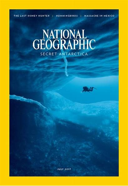 Geographic National Magazine July Issue Subscriptions Gifts